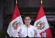 Coronavirus en Perú: Martín Vizcarra no ofrecerá pronunciamiento en el día 25 de cuarentena