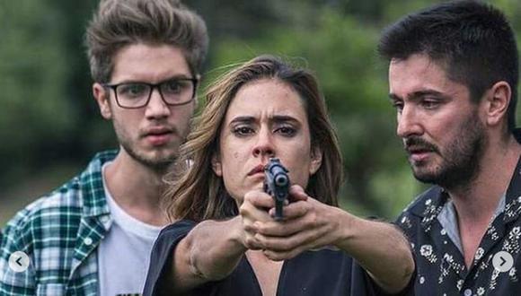 La aparición de una nueva amenaza acabará con la tranquilidad de Yeimy Montoya y su familia. (Foto: Caracol TV)