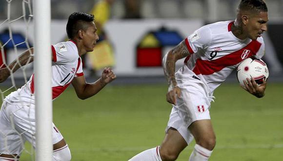 Paolo Guerrero volvió a ser convocado por Ricardo Gareca para las Eliminatorias. (Foto: FPF).