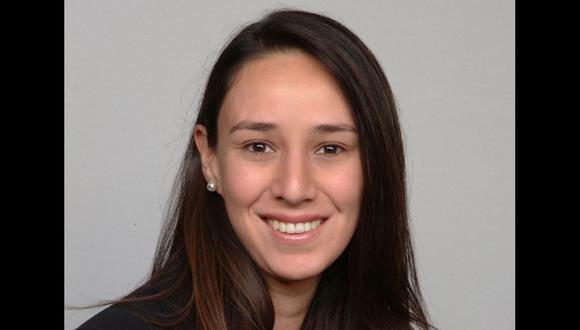 Fiorella Krapp López se encuentra haciendo su doctorado por la Universidad Católica de Lovaina.