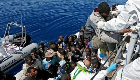 Las misiones europeas que han hecho frente la inmigración