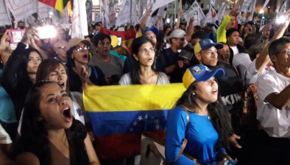 Según cifras de esta entidad, recogidas por la agencia Andina, emigración venezolana en el Perú se ha incrementado hasta alcanzar un promedio de 13.000 salidas mensuales (Foto: archivo)