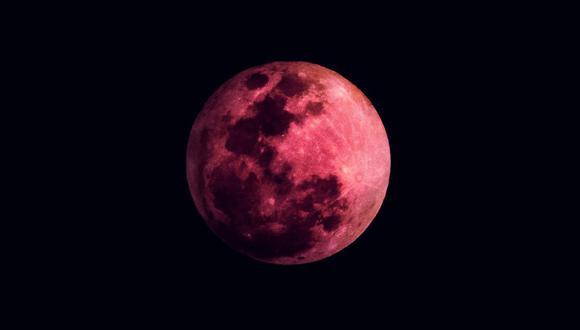 Este jueves 24 de junio se podrá observar la luna de fresa, última superluna del 2021. (Foto: Pixabay / Referencial)