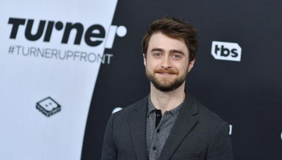 """""""Estoy muy avergonzado"""": protagonista de Harry Potter dijo no sentirse feliz con su trabajo en la exitosa saga. (Foto: Angela Weiss / AFP)"""