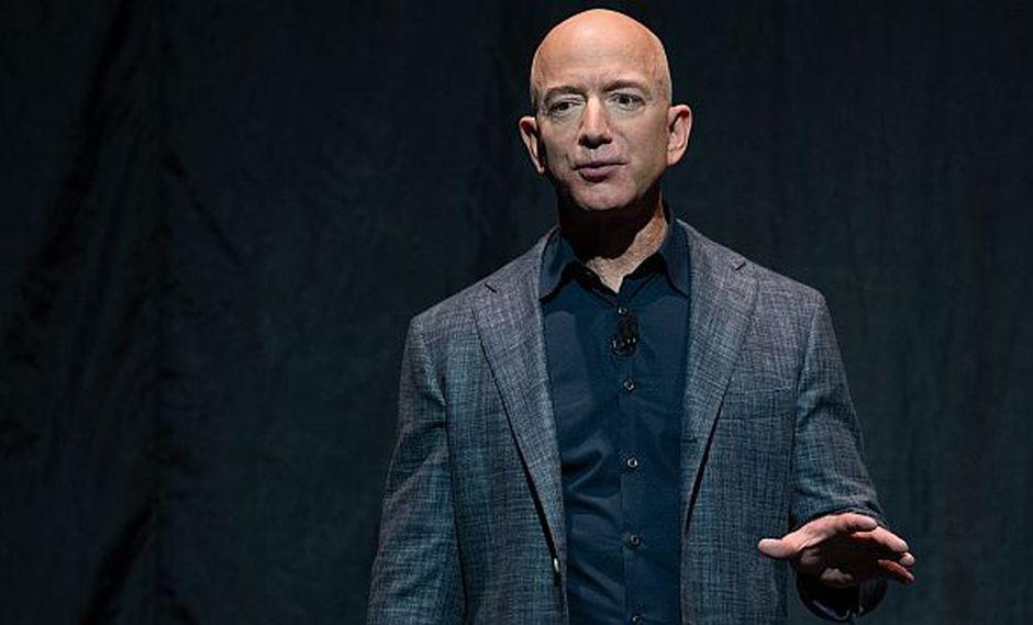 Con acciones por casi US$110,000 millones, Jeff Bezos sigue siendo el accionista más grande de Amazon. (Foto: AFP)<br>