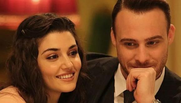 """""""Love Is in the Air"""" narra la historia de amor de Serkan Bolat y Eda Yildiz (Foto: MF Yapim)"""