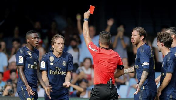 Real Madrid vs. Celta de Vigo: mira las mejores imágenes del partido de la Liga española. (Foto: EFE)