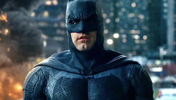 Ben Affleck regresará como Batman en la película sobre The Flash. (Foto: Warner Bros.)