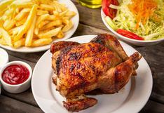 Receta de pollo a la brasa casero: aprende los secretos para que te quede perfecto
