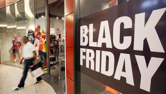 El Black Friday inició en Estados Unidos y se celebra anualmente el viernes posterior al Día de Acción de Gracias (Foto: EFE)