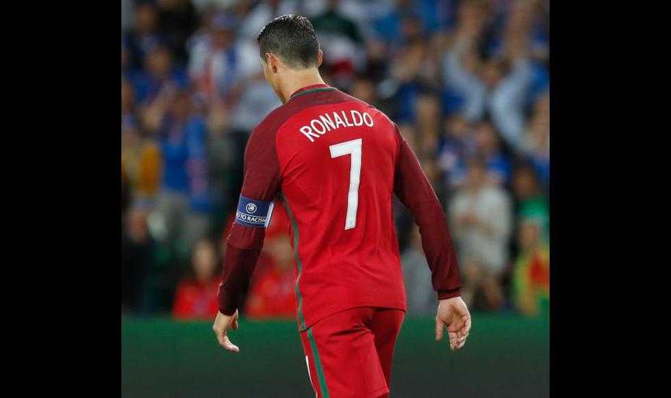 Cristiano Ronaldo: su rostro de desazón en debut de la Eurocopa - 3