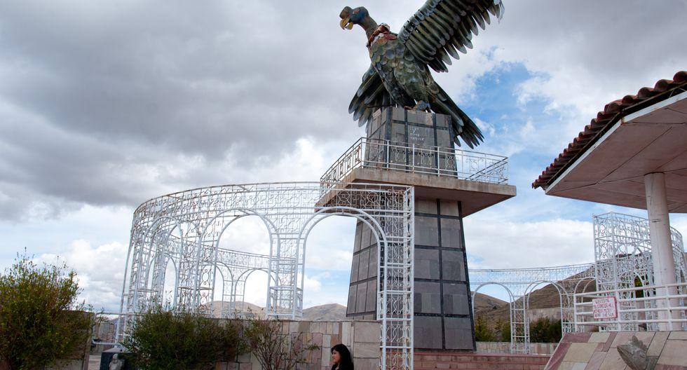 Mirador Kuntur Wasi. Está ubicado a 15 minutos del centro de Puno.(Foto: Flor Ruiz / PromPerú)