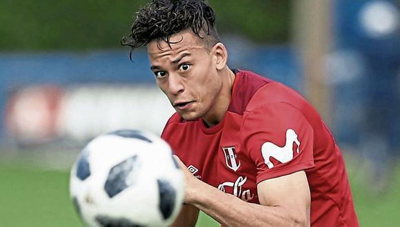 Cristian Benavente pertenece al Pyramids FC de la Egyptian Premier League pero no es tenido en cuenta. (Foto: GEC)
