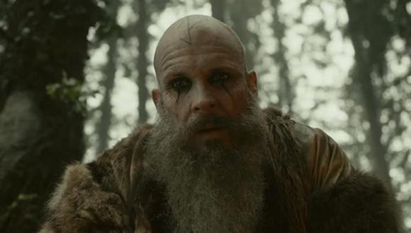 Floki es interpretado por Gustaf Skarsgård. El personaje es el tramposo del grupo y el mejor amigo de Ragnar (Foto: Netflix)
