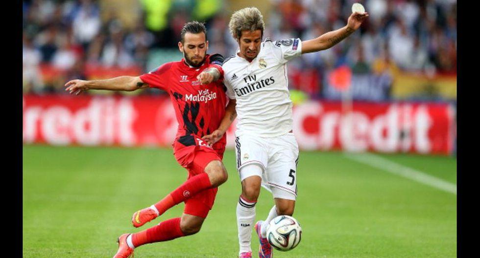 Real Madrid vs. Sevilla: las mejores imágenes del partido - 16
