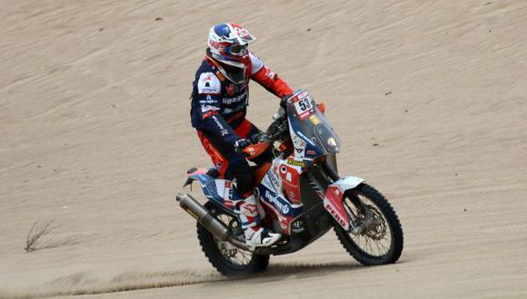 Este es décimo Dakar de Carlo Vellutino, será el séptimo que acabe. (Foto: Grupo Firbas)