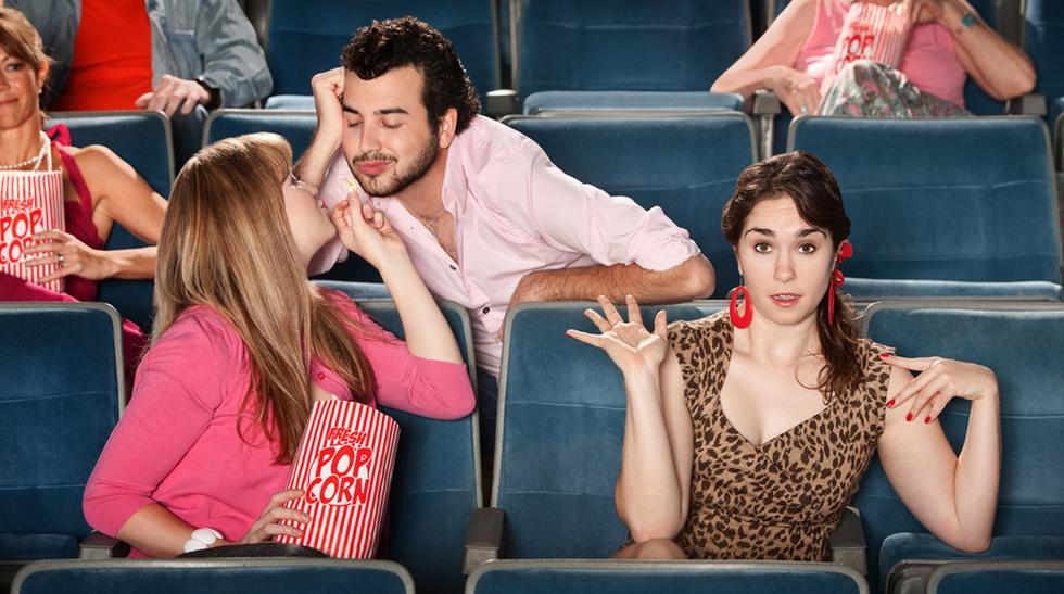 Seis tipos de parejas que no queremos cerca - 1