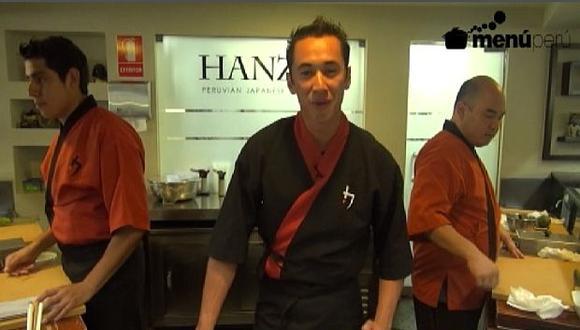 Prepara un tiradito de pulpo con el chef Eduardo Fujihara