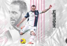 Gonzalo Higuaín fue anunciado como nuevo refuerzo del Inter de Miami