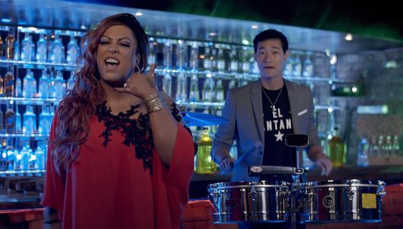 """La India estrenó el videoclip de """"Mi Propiedad Privada"""" canción que grabó junto a Tony Succar. (Foto: Captura de video)"""