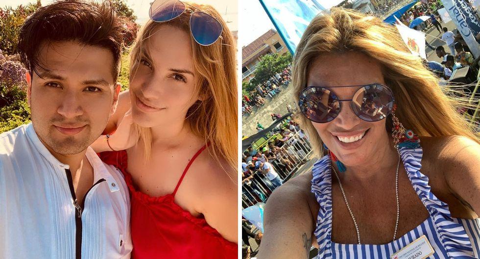 Jessica Newton está en contra de que su hija y Deyvis Orosco convivan (Foto: Instagram)