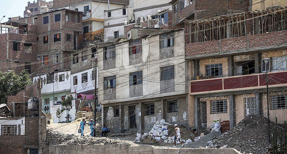 La vida en el cerro El Pino, uno de los más temidos de Lima - 5