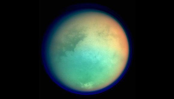 (Foto: AFP/NASA/JPL/SPACE SCIENCE INSTITUTE)