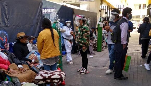 Arequipa: Comisionada del Minsa, Zulema Tomas, informó que se instalarán 100 puntos de atención primaria en la región para diagnóstico temprano de pacientes COVID-19. (foto referencial)
