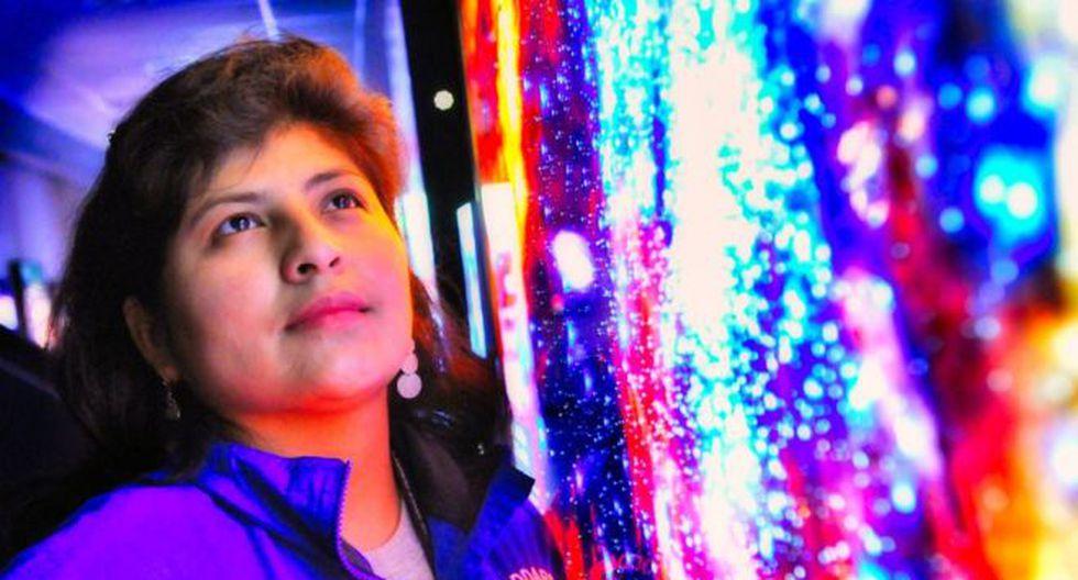Aracely Quispe, la primera peruana y latina que lideró misiones de la NASA. (Foto: Aracely Quispe)