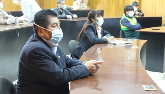 Legislador fue electo por Arequipa durante las elecciones extraordinarias del 2020. (Foto: Facebook)