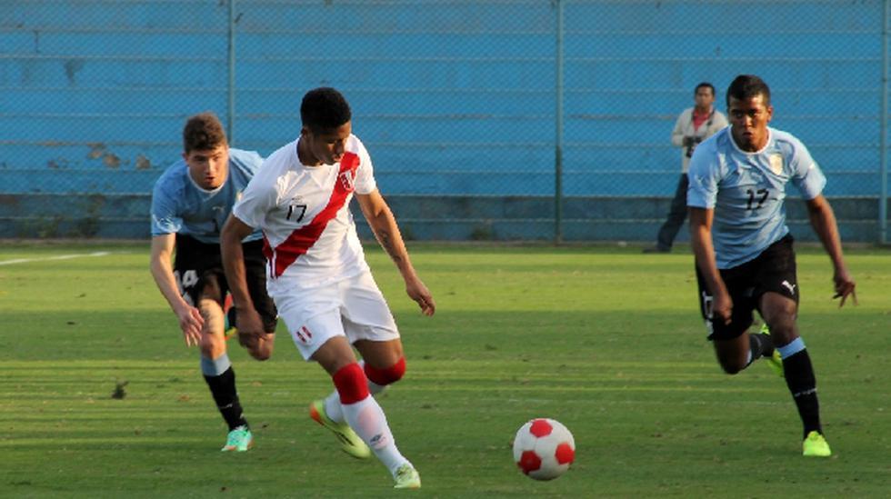 Selección Sub 20 del 'Chino' Rivera venció 1-0 a Uruguay - 4