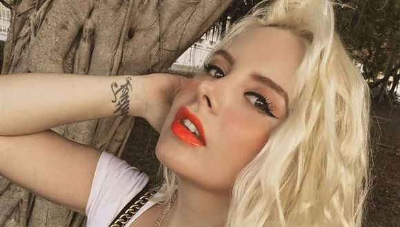 """Sol de la Riva, interpretada por la actriz Fernanda Malo, fue uno de los personajes más odiados por los seguidores de """"Rebelde"""" (Foto: Instagram)"""