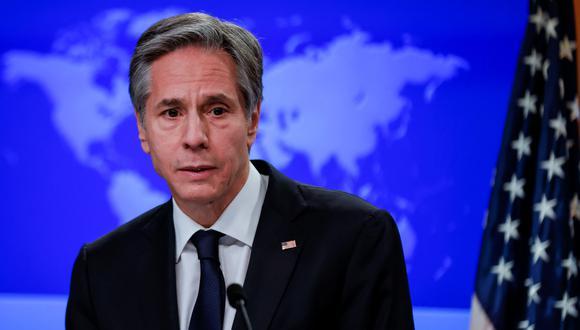El nuevo secretario de Estado de Estados Unidos, Antony Blinken. REUTERS/Carlos Barria/Pool