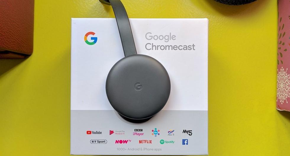 Google Chromecast: cómo instalar y configurarlo en tu televisor