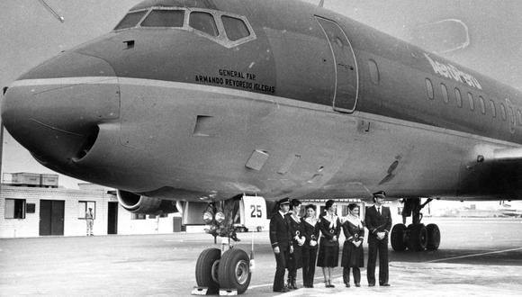 La experiencia del Estado en administrar empresas incluye también aerolíneas. En efecto, en 1973 el gobierno del general Velasco creó Aero-Perú. Sus operaciones distaban de ser rentables. (Foto: Archivo Histórico de El Comercio)