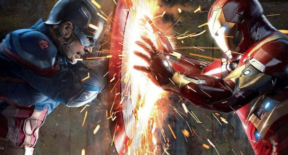 """Captain America: Civil War"" (2016) – Netflix"