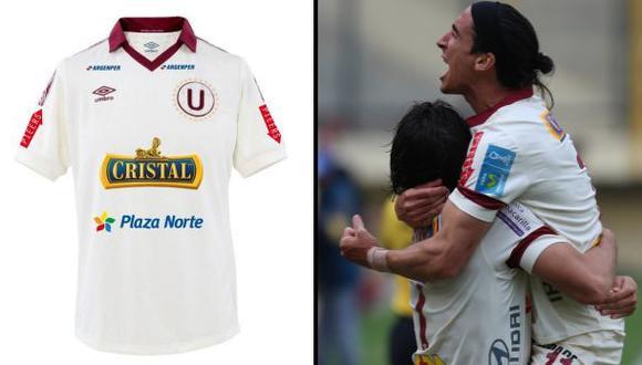 Universitario: Cristal será el nuevo sponsor crema hasta 2016