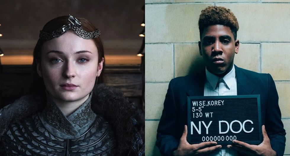 """Game of Thrones"" de HBO se impuso a ""When They See Us"" de Netflix. (Foto: Difusión)"