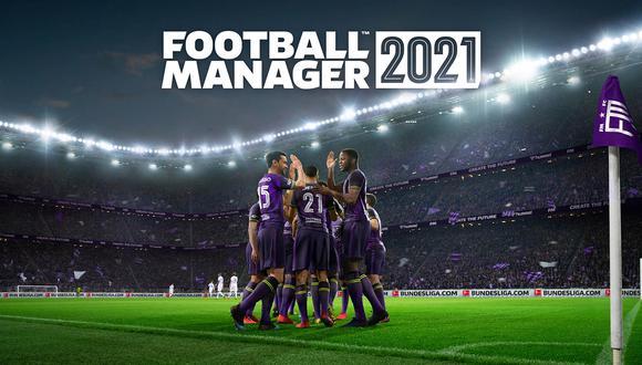 Football Manager 2021. (Difusión)