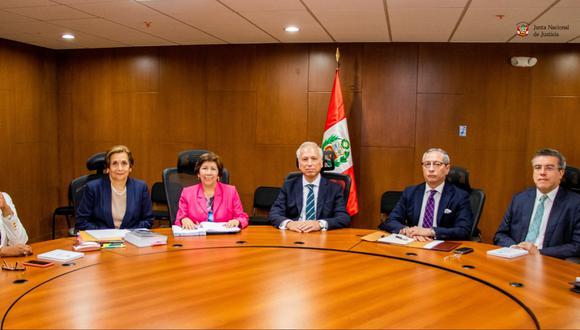 La Junta Nacional de Justicia había suspendido el conteo de plazos y las audiencias desde el 16 de marzo. (Foto: JNJ)