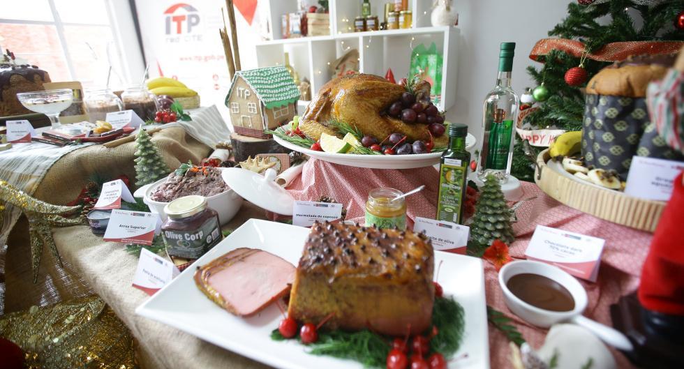 El Ministerio de la Producción (Produce) presentó alternativas para preparar una cena de Nochebuena innovadora. (Foto: Jesús Saucedo)
