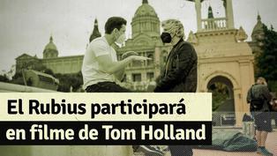 """El Rubius habla de su participación en la película """"Uncharted"""" al lado de Tom Holland"""
