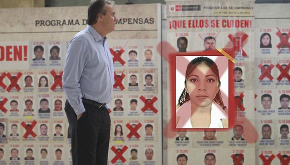 Mujer fue incluida en el Programa de Recompensas solo por perder su DNI. Estuvo presa y ahora busca ayuda para demandar al Ministerio del Interior.