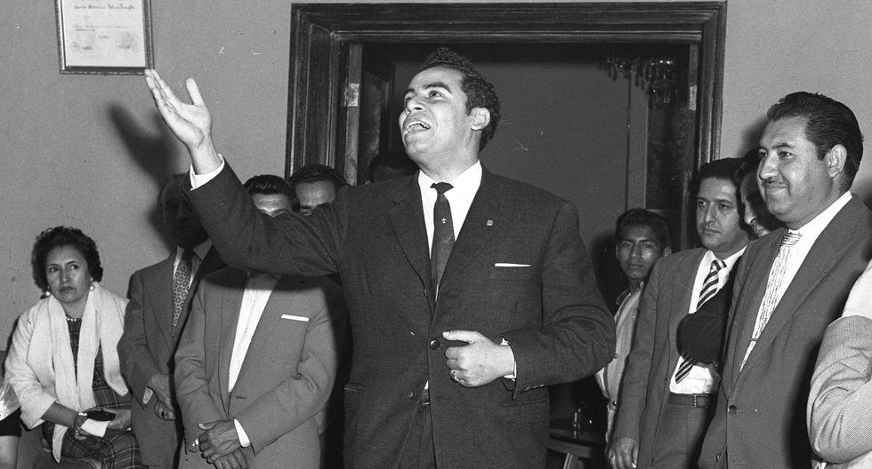 El prolífico compositor falleció el miércoles 17 de enero por la noche. (Foto: Archivo histórico El Comercio)