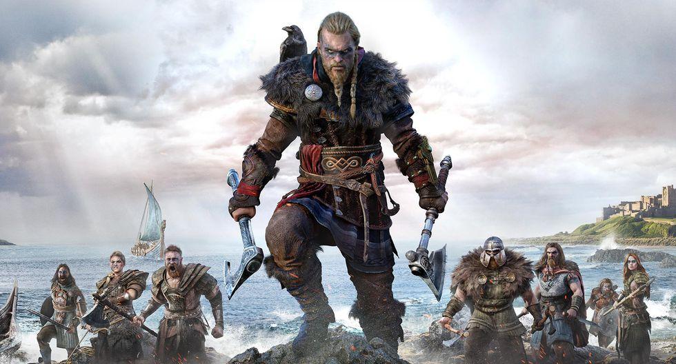 Assassin's Creed: Valhalla es el nuevo videojuego de la franquicia. (Imagen: Ubisoft)