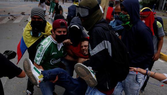 El objetivo de la Comisión Interamericana será escuchar y recibir las denuncias de quienes aseguran haber sido víctimas de violaciones a los derechos humanos durante el estallido social que inició el 28 de abril. (Foto: Ernesto Guzmán Jr. / EFE)