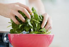 Conoce los alimentos de temporada ideales para tu entrenamiento