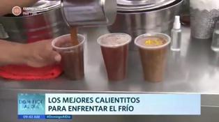 Conoce las mejores bebidas para enfrentar las bajas temperaturas