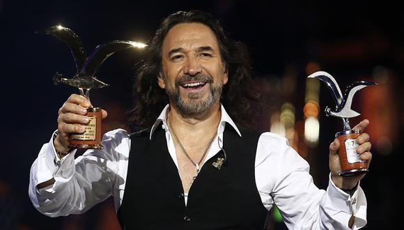Marco Antonio Solís en Viña del Mar 2016. El artista regresa por más Gaviotas. (Foto: EFE)