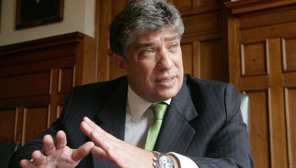 Manuel Masías fue alcalde de Miraflores entre el 2006 y 2010. Antes, en el 2000 fue elegido como congresista por Somos Perú. (Foto: Archivo El Comercio)